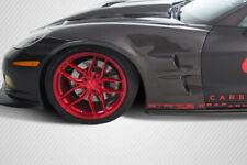 05-13 Chevrolet Corvette ZR Edition Carbon Fiber Body Kit- Front Fenders 105774