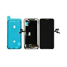 Touch Screen IPHONE X TFT With Double Sided Tape LCD Display Frame Compatible