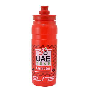 ELITE Fly Team UAE TEAM EMIRATES Water Bottle Red , 750ml