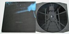 "Portishead - Machine Gun UK 2008 Island Records 1/Sided Etched 12"" Single"