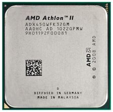 AMD Athlon II X3 450 ADX450WFK32GM (3 Núcleos, 3.20 GHz, 2.0 GHz HT) Socket AM3