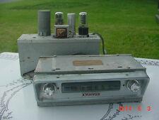 Vintage 1954 Automatic FM-731 Car Radio w/ Tube Amp Speaker RARE Ford Chrysler