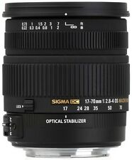 Sigma Auto Focus Lens for Nikon Camera