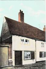 DA88.Vintage Postcard.  The First Sunday School. Dursley. Gloucestershire