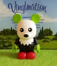 "Disney Vinylmation 3"" Park Set 2 Urban Gears White Black Red"