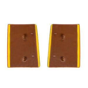 SET OF 2 SIDE MARKER LIGHTS FITS CHEVROLET GMC K1500 K2500 5975198 GM2556102