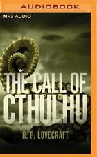The Call of Cthulhu by H. P. Lovecraft (2016, MP3 CD, Unabridged)