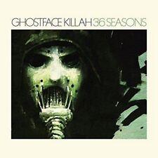 Ghostface Killahs - 36 Seasons (NEW CD)
