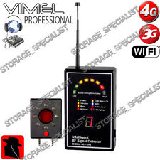 Spy Camera Detector Phone Bugs Hidden 4G 3G GPS Track Finder Listening Device