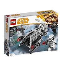 LEGO 75207 - IMPERIAL PATROL BATTLE PACK - SERIE STAR WARS
