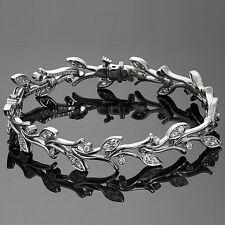 Iconic TIFFANY & CO. Diamond Platinum Garland Bracelet