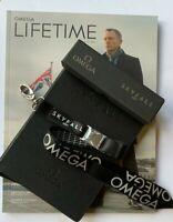 Brand New Omega James Bond 007 SKYFALL Lifetime,Pen,Notepad,Lanyard - VERY RARE