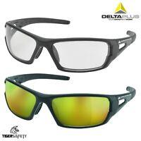 Delta Plus Rimfire Protective Cycling Sunglasses Eyewear Glasses Specs Rim Fire