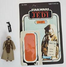 Vintage Kenner Star Wars 4-LOM figure with ROTJ backer card Complete #2
