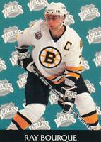 Ray Bourque 1993-94 Parkhurst #464 Boston Bruins Hockey Card