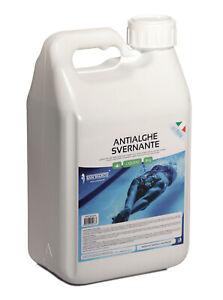 Svernante liquido piscina concentrato chiusura invernale manutenzione antialghe