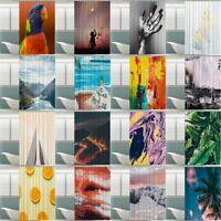 180x180cm Textil Dusch Vorhang 3D Gedruckt Wasserdicht Bad Vorhang incl Haken