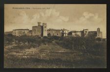 cartolina MONTECASTELLO VIBIO panorama lato sud