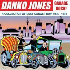 Danko Jones - Garage Rock [New CD] Canada - Import