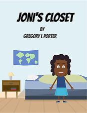JONI'S CLOSET BLACK AFRICAN AMERICAN CHILDREN'S BOOK (Paperback)