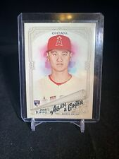 2018 Topps Allen & Ginter SHOHEI OHTANI Angels Rookie RC #100 Free Ship