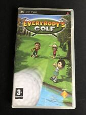 Everybody's Golf - Sony PSP Playstation Portable