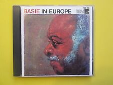 Count Basie In Europe Denon NM Excellent CD