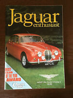 JAGUAR ENTHUSIAST Volume 10 Number 8 - August 1994