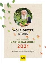 Mein persönlicher Gartenkalender 2021 Wolf-Dieter Storl