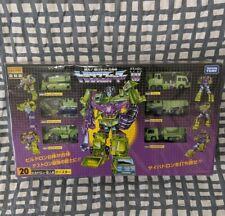 Transformers G1 Encore ReIssue 20 Devastator Constructicons Combiner Set MIB 🔥