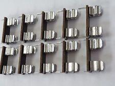 10x PCB Fuse Holder for 5 x 20mm Fuses Paxolin 5A 250V EV04