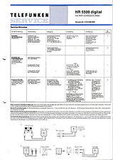 Sound & Vision Manuals for Telefunken for sale | eBay