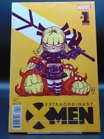 Extraordinary X Men Annual #1 (2016) Marvel - Skottie Young Variant