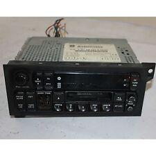 Autoradio 04859504AB Chrysler Voyager 1999 usata (4167 2-3-C-3)