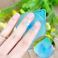 Soft Silicone Cleansing Pad Face Skin Care Facial Blackhead Remover Brush