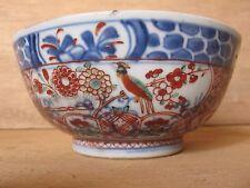Bol porcellana Cina Compagnie dall'India decoro Imari marca Kangxi