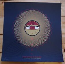 EXPLOSIONS IN THE SKY - Manchester, UK 2007 Poster by BRAD KLAUSEN S/N *RAR*