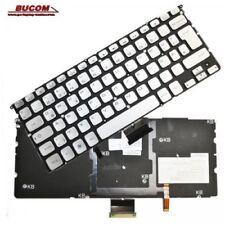 Bucom Tastatur f/ür Dell Latitude E5540 E5550 E6540 15 5000 Serie DE Keyboard QWERTZ
