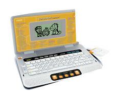 VTECH Schulstart Laptop E Kinderlerncomputer, Orange/Grau