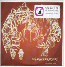 (AN971) The Pretender, Datarock - DJ CD