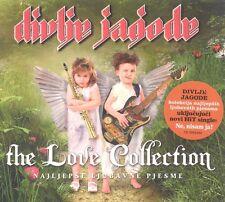 DIVLJE JAGODE CD Love Collection Magic Sead Lipovaca Zele Ljubavne Pjesme Song