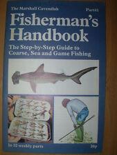 FISHERMANS HANDBOOK PART 41 SHARKS MARSHALL CAVENDISH