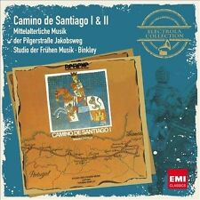 CAMINO DE SANTIAGO: 1 & 2 (NEW CD)