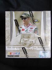 2011 PRESS PASS FAN FARE NASCAR RACING FACTORY SEALED BOX. 4 AUTOS / 4 MEMORB.
