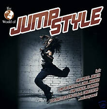 CD Jumpstyle di Various Artists dalla The World of serie 2cds