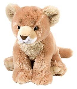 Lion Cub Plush Stuffed SoftToy 30cm/12in by Wild Republic