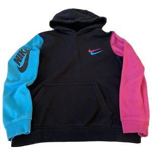 Nike Boys Size Medium Hooded Pullover Sweatshirt