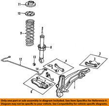 HONDA OEM 88-91 Civic Rear Suspension-Compensator Link 52341SJ4000