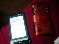 New listing Lg G Vista 2 (H740) 16Gb Black (At&T) Smartphone Loading Isues Clean Imei 37527