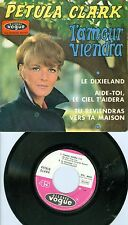Petula Clark IMPORT 45 rpm record EP Picture Sleeve L'amour Viendra France 1964